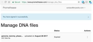 Promethease/Updating your report - SNPedia